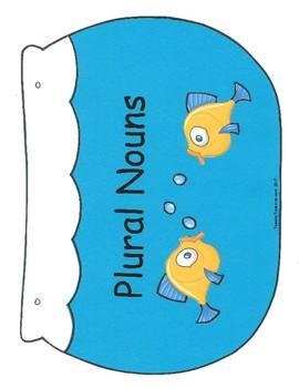 Plural Nouns Collaborative Book