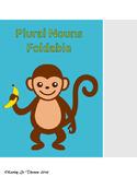 Plural Nouns Foldable