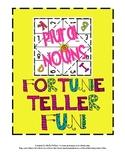 Plural Nouns activity