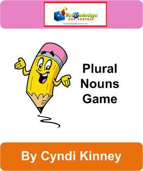 Plural Nouns Game