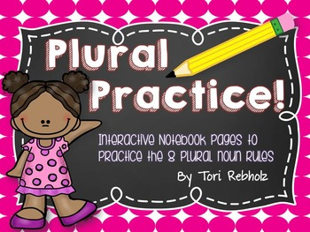 Plural Nouns~ Interactive Notebook
