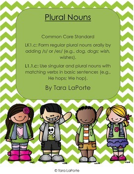 Plural Nouns LK1.c & L1.1c