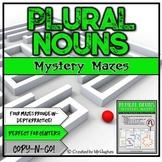 Plural Noun Mystery Mazes
