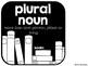 Plural Nouns {No Prep Practice}
