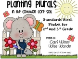 Plural Nouns:  Planting Plurals in the Common Core Soil!