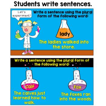 Plural Nouns PowerPoint
