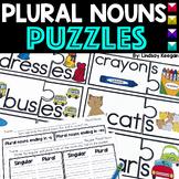 Plural Nouns Puzzles