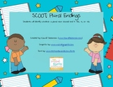 Plural Nouns SCOOT Game (Primary Grades)