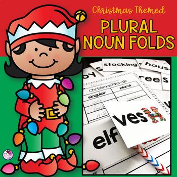 Plural Nouns Christmas Themed