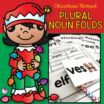 Plural Nouns Christmas Themed
