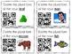 Plural Nouns common core QR task cards