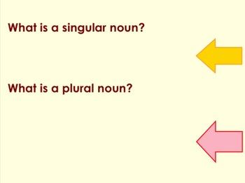 Plural Nouns for ESL/EFL Beginners - Grammar Practice - SMART Notebook