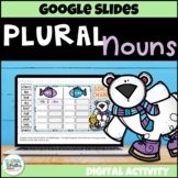 Plural Nouns for Google Classroom   Distance Learning
