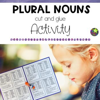 Plural Nouns Inclusion Class Resource