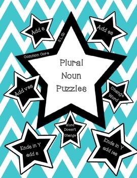 Plural Nouns grammar