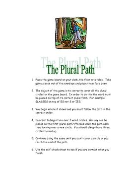 Plural Path Board Game