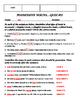 Plural / Possessive Noun Quiz #11