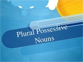 Plural Possessive Nouns PowerPoint Presentation