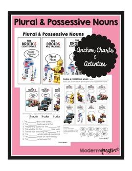 Plural & Possessive Nouns w/Anchor Charts