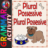 Plural, Possessive, Plural Possessive