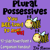 Plural Possessives PowerPoint