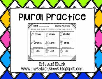 Plural Practice