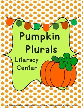 Plural Pumpkins Literacy Center