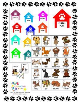 Plural Pups