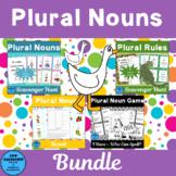 Plural Nouns Activity Bundle