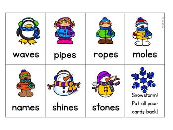Plural S Practice with CVC, CVCe, and CVCC words