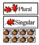 Plural Words Sort Activity Center Matching Worksheet Commo