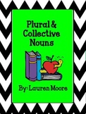 Plural and Collective Nouns Lesson Plans (5 days)