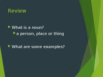 Plural and Possessive Nouns