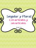 Plural and Singular