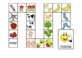 Plural game board