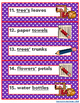 Plural or Possessive Fiddle Strips!