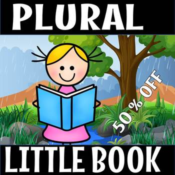 Plural words little book(50% off for 48 hours)