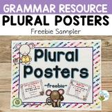 Plural Posters FREEBIE