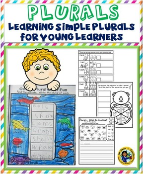 Plurals – Learning Simple Plurals for Young Learners