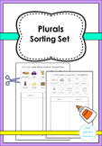 Plurals Sorting Set
