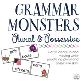 Plural and Possessive Monsters
