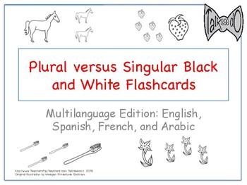 Plurals flashcards