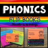 Plurals s, es | Phonics Flipbook