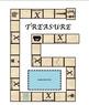 Plurals -s vs. -es Treasure Hunt Board Game