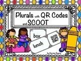 Plurals with QR Codes and SCOOT