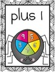 Plus 1 Minus 1 Spinner Math Game