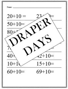 Plus 10 Math Practice