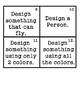 Plus Plus Blocks Task Box Cards