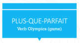 Plus-Que-Parfait : Verb Olympics game