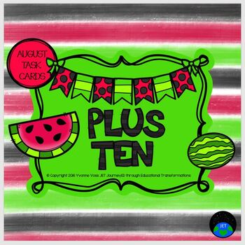 Plus Ten August Watermelon